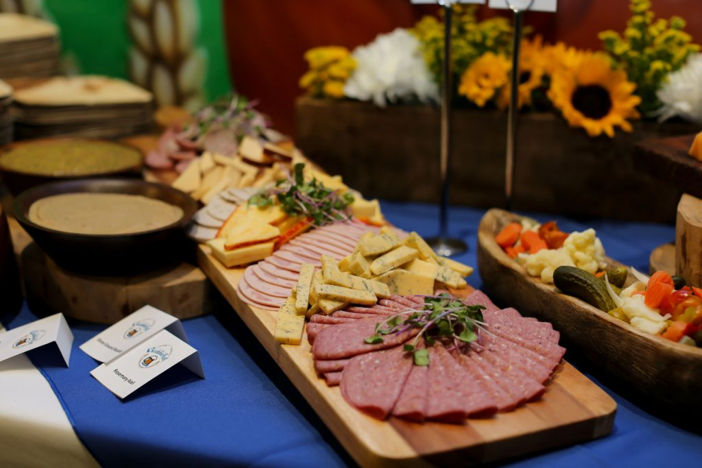 Bleu events antipasto platter